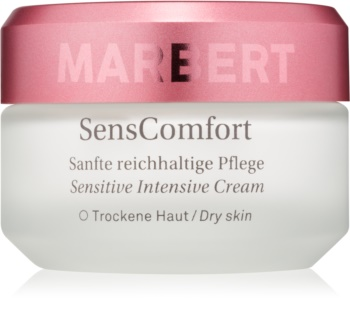 Marbert Sensitive Care SensComfort Restoring Cream for Sensitive and Dry Skin