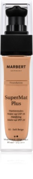 Marbert SuperMatPlus matirajoči tekoči puder SPF 20