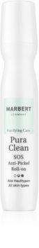 Marbert PuraClean SOS roll-on contra imperfeições de pele