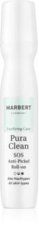 Marbert PuraClean SOS roll-on проти недосконалостей шкіри