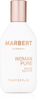 Marbert Woman Pure eau de toilette para mulheres 75 ml