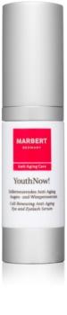 Marbert Anti-Aging Care YouthNow! sérum renovador para olhos e pestanas