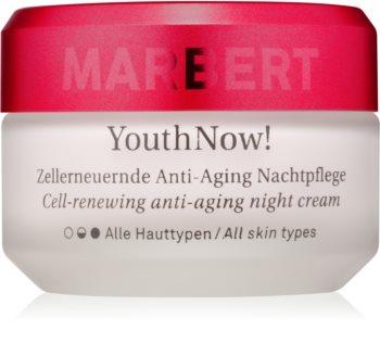 Marbert Anti-Aging Care YouthNow! protivráskový noční krém pro obnovu pleťových buněk