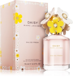 Marc Jacobs Daisy Eau So Fresh eau de toilette para mujer 75 ml