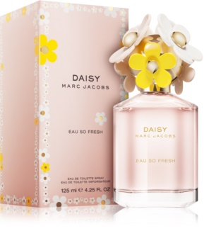 Marc Jacobs Daisy Eau So Fresh eau de toilette para mujer 125 ml