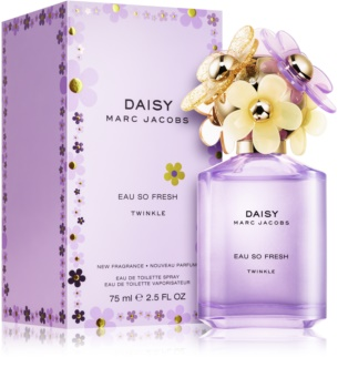 Marc Jacobs Daisy Eau So Fresh Twinkle eau de toilette per donna 75 ml