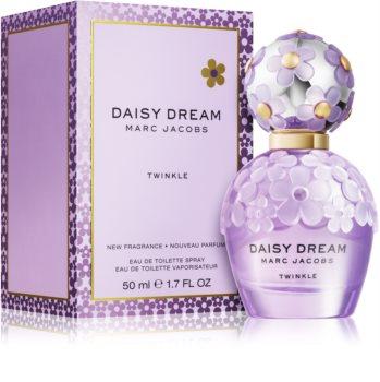 Marc Jacobs Daisy Dream Twinkle eau de toilette pentru femei 50 ml