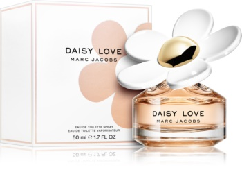 Marc Jacobs Daisy Love Eau de Toilette for Women 50 ml