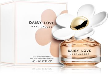 2adcf3a95136c Marc Jacobs Daisy Love, Eau de Toilette for Women 100 ml   notino.co.uk