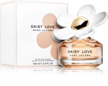 Marc Jacobs Daisy Love Eau de Toilette für Damen 100 ml