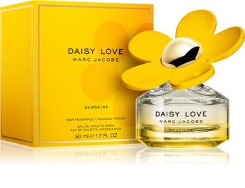 40457692e46aa Marc Jacobs Daisy Love Sunshine, Eau de Toilette for Women 50 ml ...