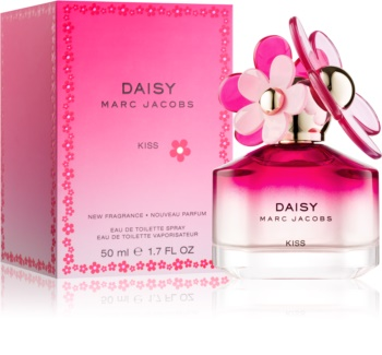 Marc Jacobs Daisy Kiss Eau de Toilette für Damen 50 ml