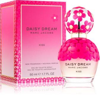Marc Jacobs Daisy Dream Kiss Eau de Toilette voor Vrouwen  50 ml