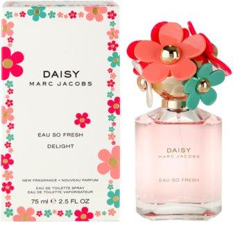 Marc Jacobs Daisy Eau So Fresh Delight toaletní voda pro ženy 75 ml