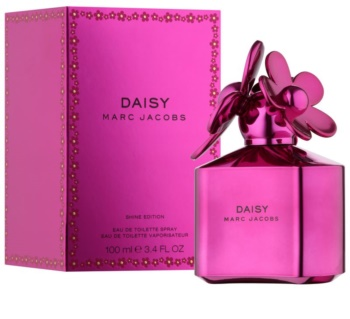 Marc Jacobs Daisy Shine Pink Edition eau de toilette per donna 100 ml