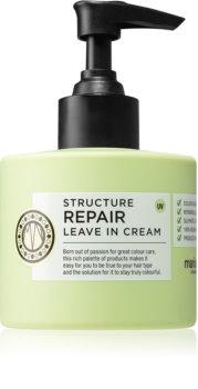 Maria Nila Structure Repair revitalizačný krém do dĺžok a končekov vlasov