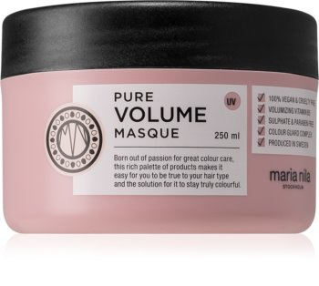 Maria Nila Pure Volume hydratačná a vyživujúca maska