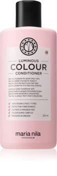 Maria Nila Luminous Colour rozjasňujúci a posilňujúci kondicionér pre farbené vlasy