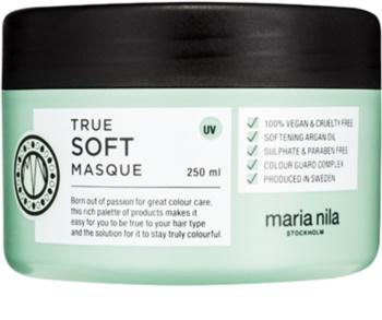 Maria Nila True Soft hydratační a vyživující maska