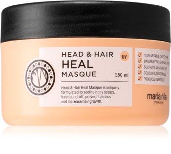 Maria Nila Head and Hair Heal maska proti lupinám a vypadávaniu vlasov