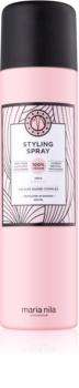 Maria Nila Style & Finish leicht festigendes Haarlack Sulfatfrei