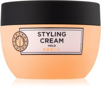 Maria Nila Style & Finish formende Creme für glänzendes und geschmeidiges Haar