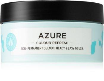 Maria Nila Colour Refresh Azure Sanfte nährende Maske ohne permanente Farbpigmente