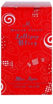 Mariah Carey Lollipop Bling Mine Again eau de parfum pentru femei 100 ml