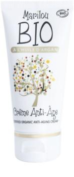 Marilou Bio Precious Argan Oil krém proti vráskám s arganovým olejem