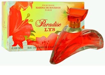 Marina de Bourbon Paradise LYS eau de parfum per donna 100 ml
