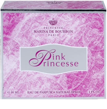 Marina de Bourbon Pink Princesse Parfumovaná voda pre ženy 30 ml