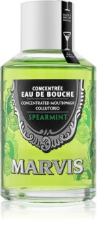 Marvis Spearmint Concentrated Mouthwash For Fresh Breath