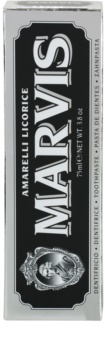 Marvis Amarelli Licorice dentifrice
