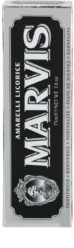 Marvis Amarelli Licorice pasta de dientes