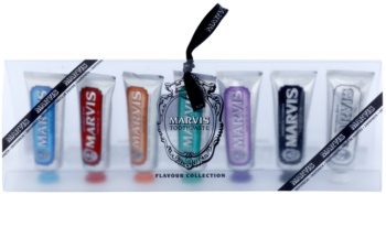 Marvis Flavour Collection lote cosmético I.