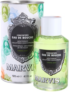 Marvis Strong Mint płyn do płukania jamy ustnej