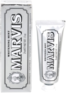 Marvis Whitening Mint dentífrico com efeito branqueador