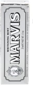 Marvis Whitening Mint dentifrice effet blancheur