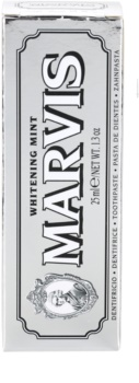 Marvis Whitening Mint pasta de dientes con efecto blanqueador