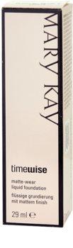 Mary Kay TimeWise Matte-Wear matirajoči tekoči puder za mastno in mešano kožo
