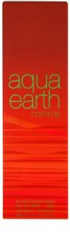 Masaki Matsushima Aqua Earth Homme Eau de Toilette für Herren 80 ml
