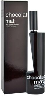 Masaki Matsushima Mat Chocolat Eau de Parfum para mulheres 80 ml