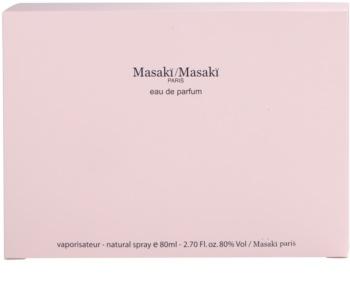 Masaki Matsushima Masaki/Masaki Parfumovaná voda pre ženy 80 ml