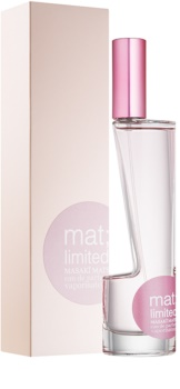 Masaki Matsushima Mat; Limited Eau de Parfum für Damen 80 ml