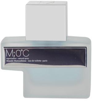 Masaki Matsushima M 0°C Men Eau de Toilette para homens 80 ml