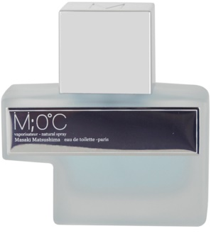 Masaki Matsushima M 0°C Men woda toaletowa dla mężczyzn 80 ml