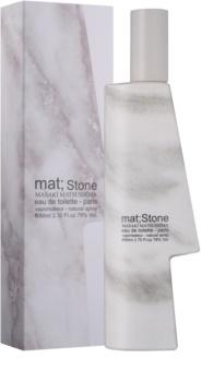 Masaki Matsushima Mat; Stone eau de toilette para hombre 80 ml