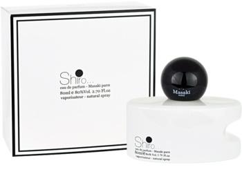 Masaki Matsushima Shiro eau de parfum pour femme 80 ml