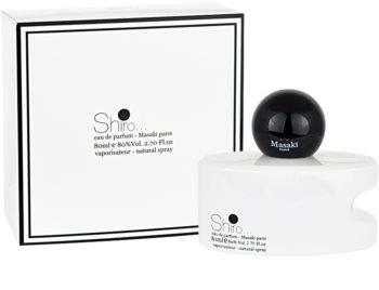 Masaki Matsushima Shiro woda perfumowana dla kobiet 80 ml