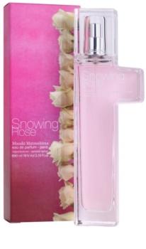 Masaki Matsushima Snowing Rose eau de parfum pentru femei 80 ml